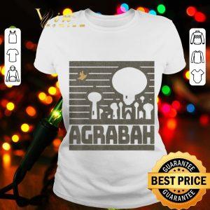 Disney Aladdin Agrabah Palace Line Art Graphic shirt