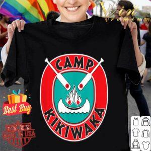 Disney Channel Bunk'd Camp Kikiwaka shirt