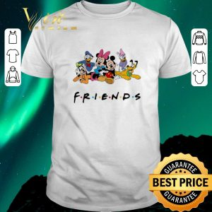 Funny Group Of Disney Characters Friends shirt sweater