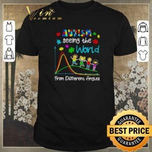 Nice Autism seeing the world from different lovely angles IF shirt sweater