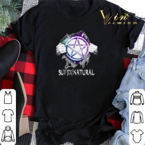 Supernatural inside me shirt sweater