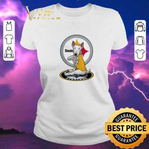 Top Bull Terrier Tattoo Pittsburgh Steelers Logo shirt sweater
