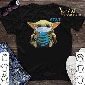 At & T Baby Yoda Coronavirus shirt sweater