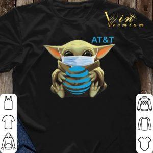 At & T Baby Yoda Coronavirus shirt sweater 2