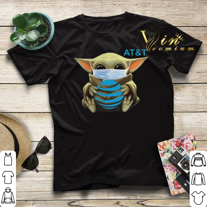 At T Baby Yoda Coronavirus shirt sweater 4 - At & T Baby Yoda Coronavirus shirt sweater