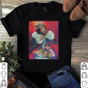 J Cole KOD Album Cover shirt
