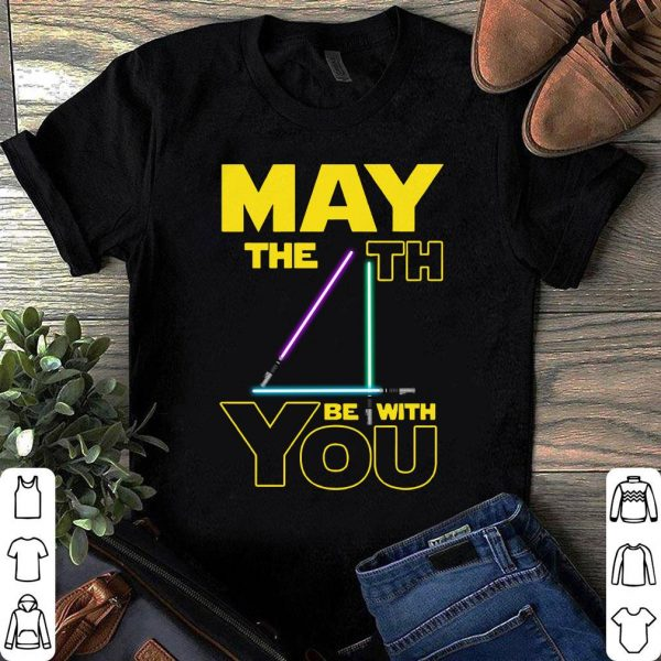 Lightsaber May The 4th Be With You shirt