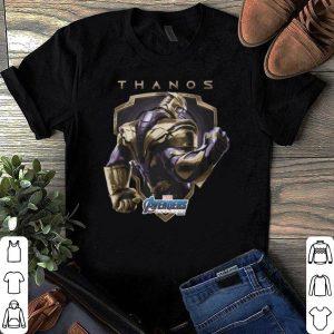 Marvel Avengers Endgame Thanos Shield shirt