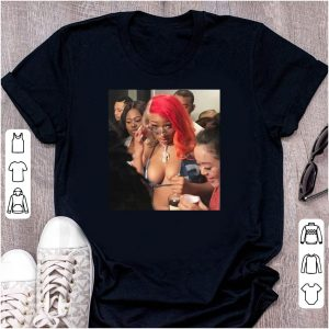 Tina Snow Summer Act Up Party shirt