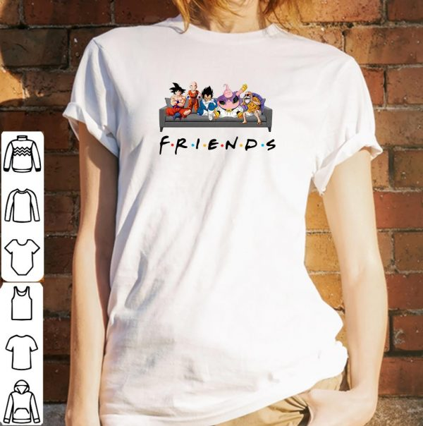 Ultimate Kaioken Fariend shirt