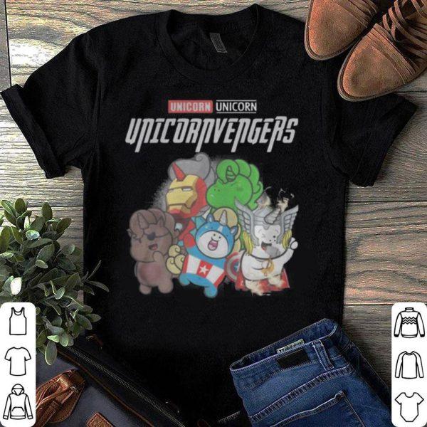 Unicorn Unicornvengers shirt