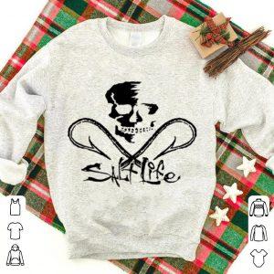 Salt Life Ghost Rider shirt