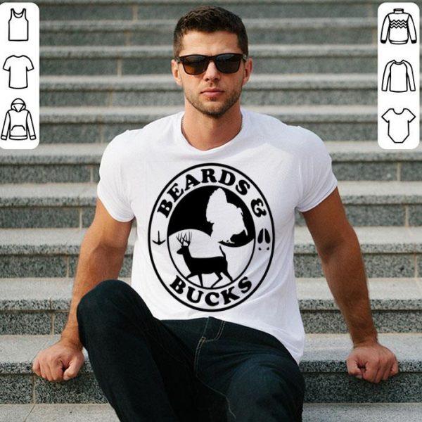 Beards And Bucks Deer Hunter Shirt