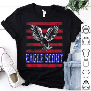 Eagle Scout United States Of America Flag shirt