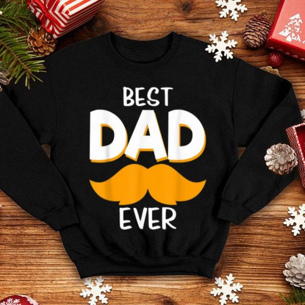 Fathers Day son daughter wife Best dad Ever shirt