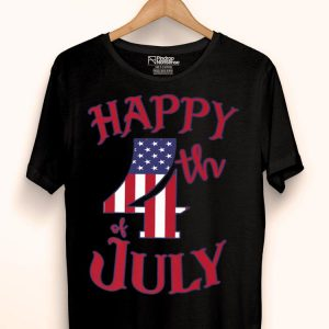 Happy 4th Of July America Independence Day Shirt