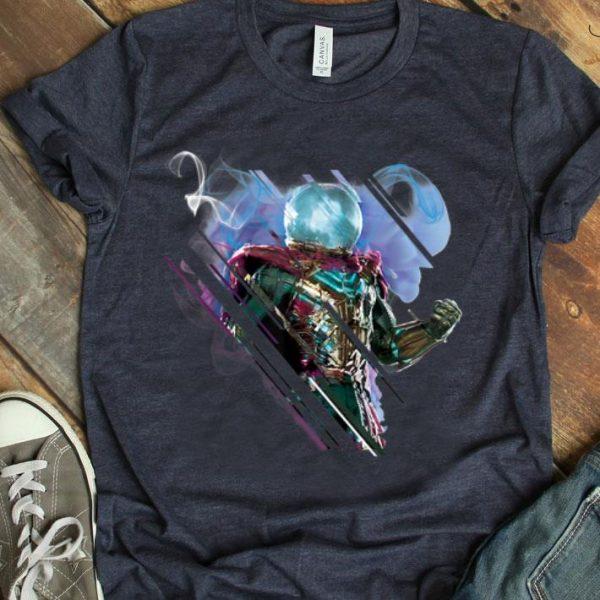 Marvel Spider-man Far From Home Mysterio Power shirt