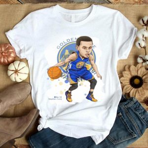NO. 30 Stephen Curry Golden State Warriors Shirt