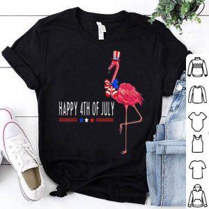 Patriotic Flamingo 4th Of July shirt