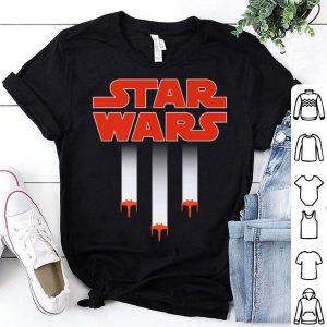 Star Wars Xwing Starfighter American Flag shirt