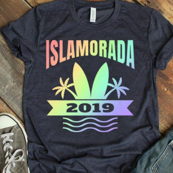 2019 Islamorada Beach Vacation Souvenir Premium shirt