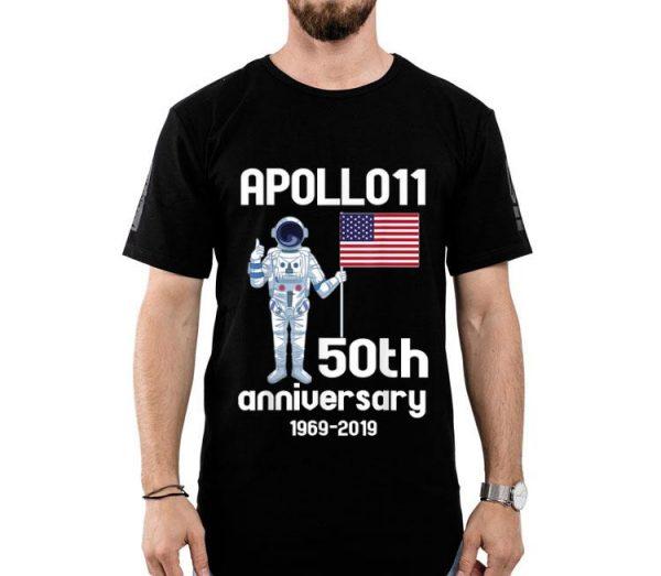 50th Anniversary First Walk On The Moon shirt