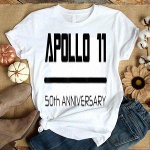 50th Anniversary of The Moon Landing Apollo 11 shirt