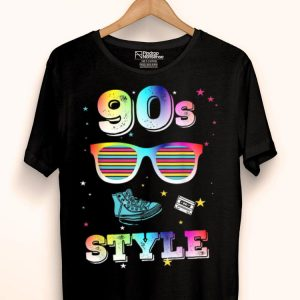 90s Style Music Lover Vintage Retro shirt