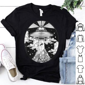 Alien Space Tattoo - UFO 51 Area Roswell Believe shirt