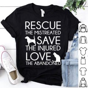 Animal Rescue shirt