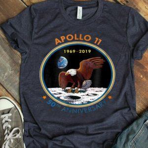 Apollo 11-50th Anniversary 1969-2019 Lunar Landing Moon Spac shirt