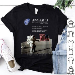 Apollo 11-50th Anniversary 1969-2019,Lunar Landing,Moon,Spac shirt