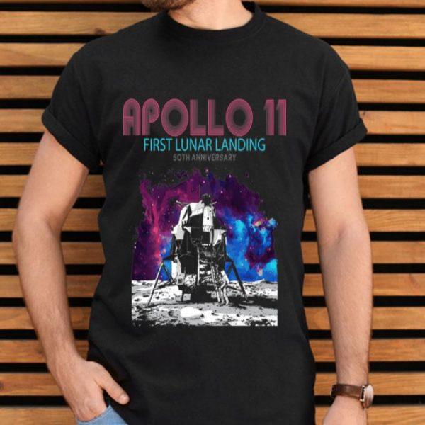 Apollo 11 50th Anniversary Giant Leap shirt