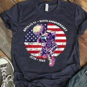 Apollo 11 50th Anniversary Moon Landing 1969 2019 Lunar Landing shirt