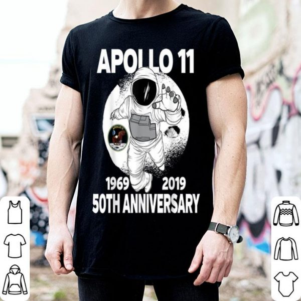 Apollo 11 50th Anniversary Moon Landing Idea shirt
