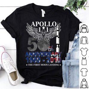 Apollo 11 50th Anniversary Moon Landing July 20 1969-2019 shirt