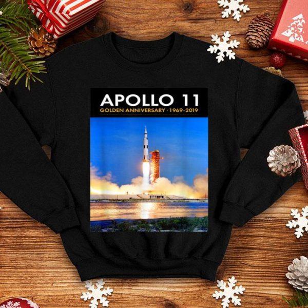 Apollo 11 50th Anniversary Saturn Liftoff Tee shirt