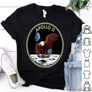 Apollo 11 Apollo's 50th Anniversary - Pocket Logo shirt