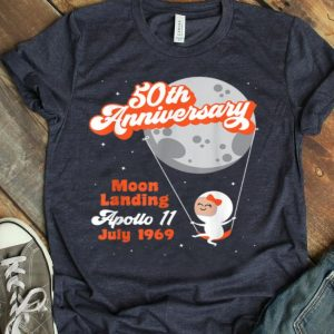 Apollo 11 Moon Landing 50th Anniversary Girls shirt