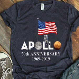 Apollo 11 Moon Landing 50th Anniversarys shirt