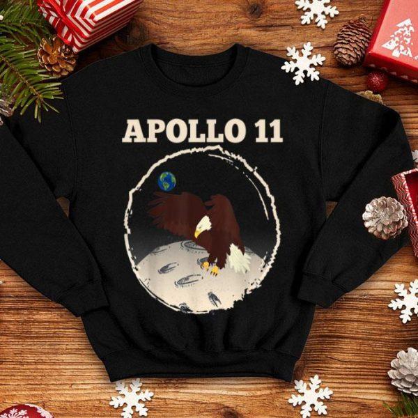 Apollo 11 NASA Space Moon Landing Eagle shirt