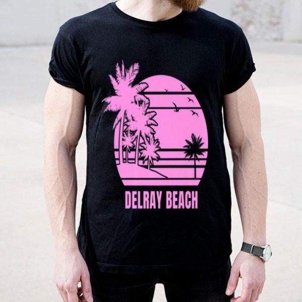 Cute Delray Beach Vacation Premium shirt