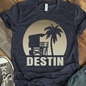 Destin Beach Vacation Premium shirt