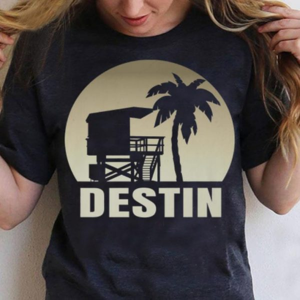 Destin Beach Vacation Premium shirt