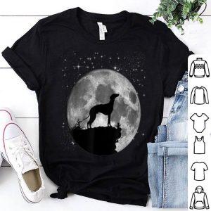 Dog Mom Greyhound Moon Landing 50th Anniversary shirt