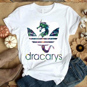 Dracarys Floral Dragons Lover Flower Women Mens shirt