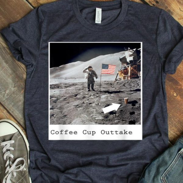 Fake Moon Landing Hoax Government Conspiracy Theory shirt