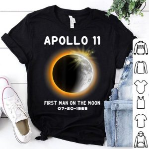 First Man On The Moon 07-20-1969 shirt