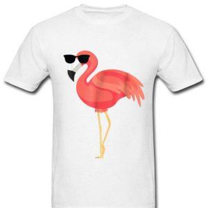 Flamingo Sunglasses shirt