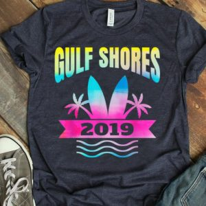 Gulf Shores Alabama Vacation Souvenir shirt